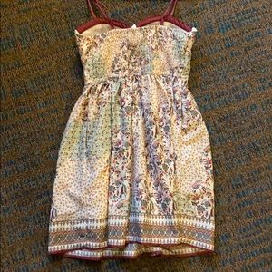 Band of Gypsies Dresses - BAND OF GYPSIES - Spaghetti Strap Dress Size Small